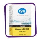 Lysi Omega3 Forte (Лиси Омега 3 Форте) капсулы - 64+16 шт