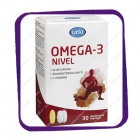 Lysi Omega-3 Nivel (Лиси Омега 3 Нивел) капсулы и таблетки - 30 + 60 шт