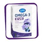 Lysi Omega-3 Yey (Лиси Омега 3 для глаз) капсулы - 64 шт