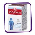 Idoform Caps (Идоформ Капс) капсулы - 100 шт