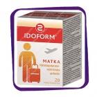 Idoform Matka (Идоформ Матка) жевательные таблетки - 20 шт