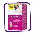 Multi-tabs Raskaus (Мульти-табс Раскаус) таблетки - 120 шт