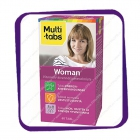 Multi-Tabs Woman (Мульти-табс Вумен) таблетки - 60 шт