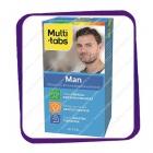Multi-Tabs Man (Мульти-табс Мен) таблетки - 60 шт