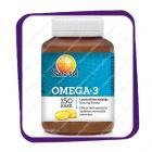 Sana-Sol Omega-3 (Сана-Сол Омега-3) капсулы - 150 шт