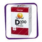 Sana-Sol D-vitamiini 100 mg Vahva (Сана-Сол Д3-Витамин Сильный 100 Мкг ) таблетки - 120 шт