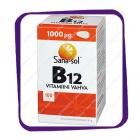 Sana-Sol B12-Vitamiini Vahva 1000 mkg  (Сана-Сол Б12-Витамин 1000 мкг Сильный) таблетки - 100 шт