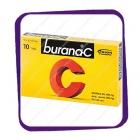 Burana C 400 mg (Бурана Ц 400 мг) таблетки - 10 шт