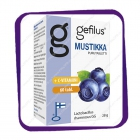 Gefilus Mustikka + C (Гефилус Черника + Ц) жевательные таблетки - 60 шт