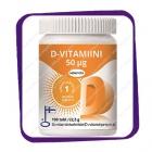 Monivita Reformi D-vitamiini 50 mg (Монивита Реформи Д-витамиин 50 мг) таблетки - 100 шт