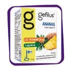 Gefilus +D Ananas (Гефилус + Д Ананас) жевательные таблетки - 30 шт