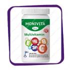 Monivita Multivitamin (Монивита Мультивитамины) таблетки - 100 шт