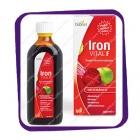 Hubner Iron Vital F (Хюбнер Айрон Витал Ф) напиток - 250 мл