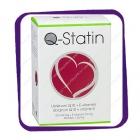 Q-Statin Ubikinon Q10 + E-Vitamin (Ку-Статин с Убихиноном Q10 + Е-витамин) капсулы - 60 шт