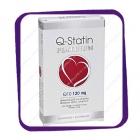Q-Statin Platinum Q10 120 mg +E (Ку-Статин Платинум -Для снижения холестерина) капсулы - 90 шт