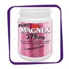Magnex Puru 375 mg (Магнекс Пуру 375 мг) жевательные таблетки - 120 шт