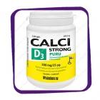 Calci Strong D3 Puru 500 mg (Кальций Стронг Д3 Пуру) жевательные таблетки - 120 шт