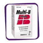 Multi-B Strong (Мульти-Б Стронг) таблетки  - 100 шт