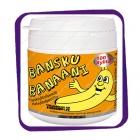 Vitabalans Bansku Banaani (Пастилки с ксилитом банановый вкус) таблетки - 150 шт