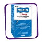 Melatal 1.9 mg (Мелатал 1.9) таблетки - 90 шт