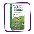 Echinasinkki Vitabalans (Эхинацея с цинком и витамином C - для иммунитета) жевательные таблетки - 20 шт