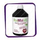 RaMaVit Rauta-Vitamiini Mikstuura (РаМаВит Микстура) напиток - 500 мл