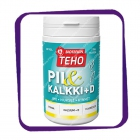 Bioteekin Teho Pii and Kalkki-D (Кальций, кремний, магний и витамин D) таблетки - 300 шт