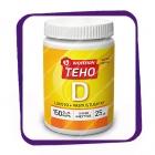 Bioteekin Teho D 25 Mkg (Биотеекин Техо Д 25 Мкг) капсулы - 150 шт