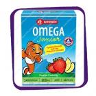 Bioteekin Omega Junior 54 geelipalaa (Рыбий жир для детей) капсулы - 54 шт