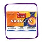 Bioteekin Teho Narastys (Препарат от изжоги) жевательные таблетки - 24 шт
