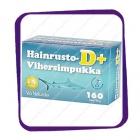 Hainrusto Vihersimpukka D+ (для суставов с акульим хрящем) капсулы - 160 шт
