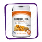 Via Naturale Kurkuma 500 mg (Экстракт куркумы) таблетки - 60 шт