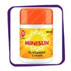 Minisun D3 Vitamin 20 mikrog (Минисан витамин D3 20 мкг) таблетки - 300 шт