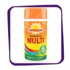 Minisun Monivitamiini Multi (Поливитамины Минисан Мульти) таблетки - 100 шт