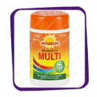 Поливитамины Минисан Мульти (Minisun Monivitamiini Multi) таблетки - 200 шт