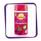 Minisun Villivadelma D3-vitamiini 20 mikrog (Минисан витамин D3 20 мкг - вкус дикая малина) жевательные таблетки - 200 шт