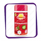 Minisun D3-vitamiini Metsamansikka 20 mikrog (Минисан D3 со вкусом земляники D3 20 мкг) жевательные таблетки - 200 шт