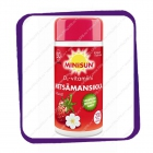 Minisun D3-vitamiini Metsamansikka 50 mikrog (Минисан D3 со вкусом земляники D3 50 мкг) жевательные таблетки - 200 шт