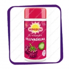 Minisun Villivadelma D3-vitamiini 50 mikrog (Минисан витамин D3 50 мкг - вкус дикая малина) жевательные таблетки - 200 шт