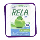 Rela Tabs Raikas Omena (Рела Табс лактобактерии - вкус яблоко) жевательные таблетки - 30 шт