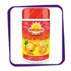 Поливитамины Минисан Супер Апельсин (Minisun Super Appelsiini Monivitamiini) жевательные таблетки - 200 шт