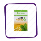 Apteekki Zinc and Honey (для имунитета) таблетки - 30 шт