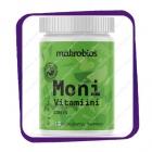 Makrobios Monivitamiini Vireys (Макробиос Поливитамины) таблетки - 90 шт