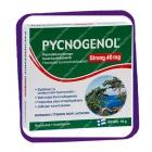 Pycnogenol Strong 40mg (Пикногенол Стронг 40 мг) таблетки - 60 шт