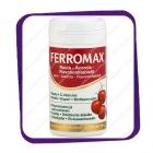 Ferromax (Rauta +C-vitamiini +Sinkki +Kupari +Bioflavonoidit) таблетки - 120 шт