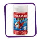 Vitamar Junior Omega-3 (Витамар Джуниор Омега-3) капсулы - 60 шт