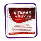 Vitamar Krilli 500 Mg (Крилевый жир в капсулах) капсулы - 60 шт