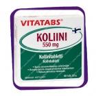Vitatabs Koliini 550 mg (Витатабс Колиини 550 мг - препарат с холином) таблетки - 60 шт