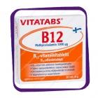 Vitatabs B12 Methylcobalamin 1000 mg (Витатабс B12 Метилкобаламин 1000 мкг) таблетки - 60 шт