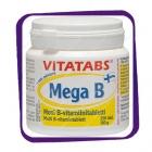 Vitatabs Mega B 250 (Витатабс Мега B Мони B 250) таблетки - 250 шт
